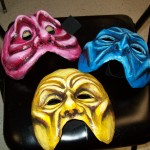 Masks/Costume Pieces